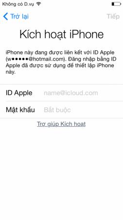 Photo of iCloud iPhone 6s, 6s Plus được mở khóa tốc độ kinh hoàng tại Hà Nội